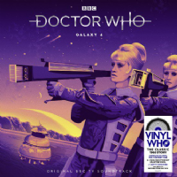 Doctor Who Galaxy 4 Vinyl LP RSD 2019